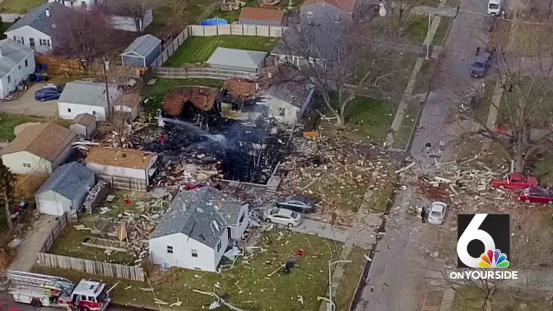 Two people died two others were critically injured Tuesday when a house exploded in south Omaha.