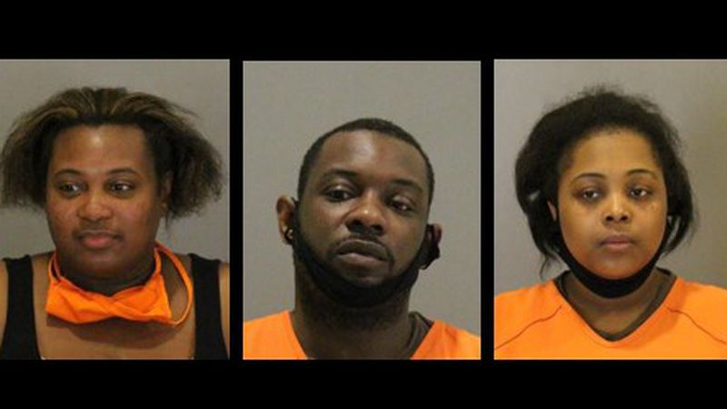 Three people have been arrested in connection to a homicide that occurred on December 20.