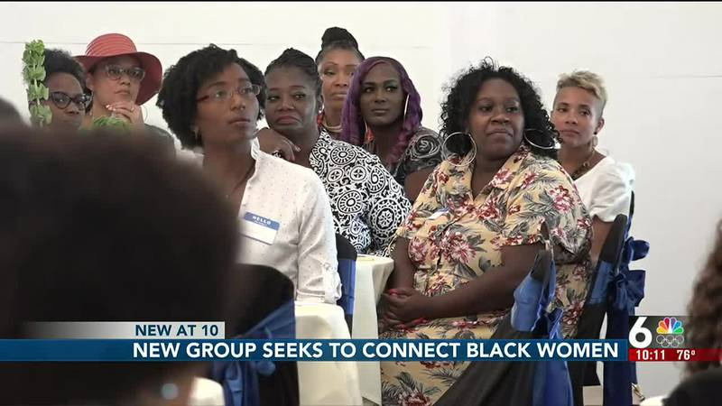 Sunday afternoon marked the first of many gatherings for a new group that connects Black women...