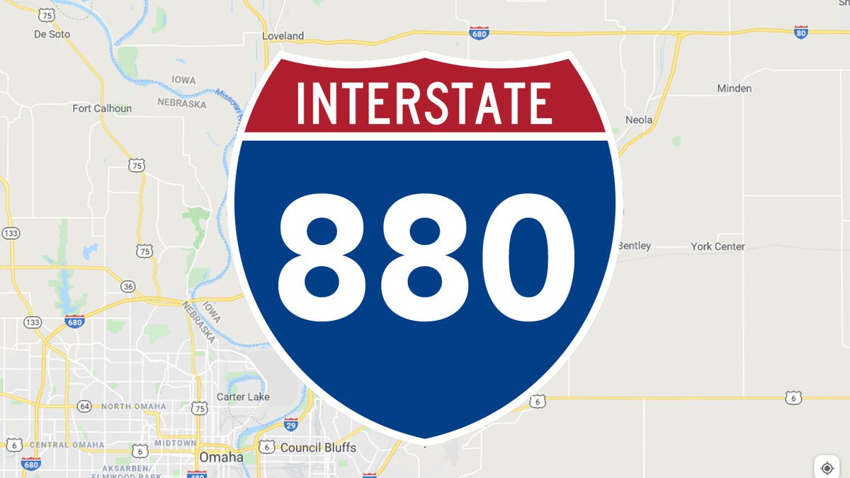 Northern portion of I-680 to be renamed I-880