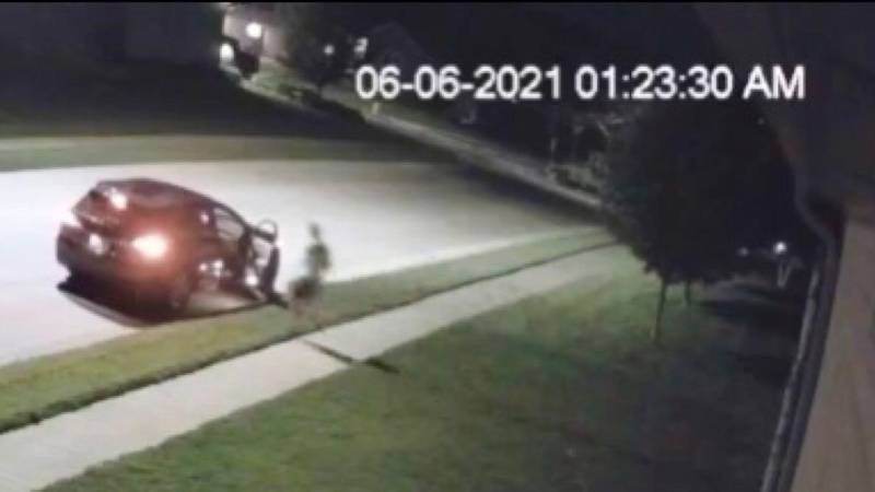 Omaha Police released a photo and video Wednesday of a group of juveniles who are destroying...