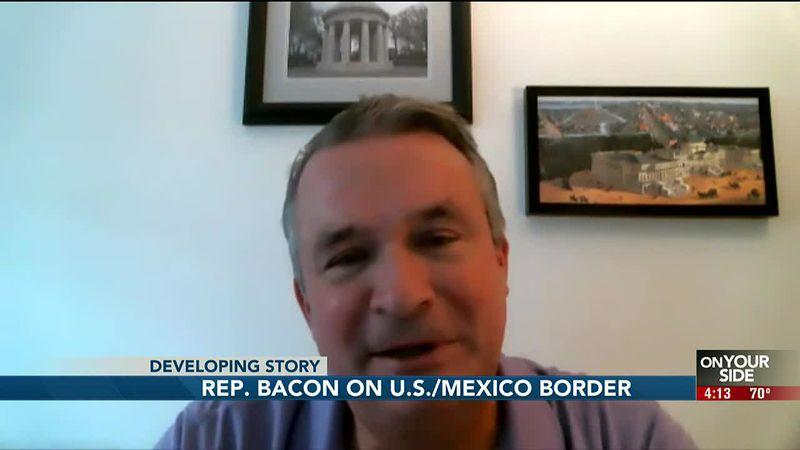 Rep. Don Bacon heading to the Mexican border