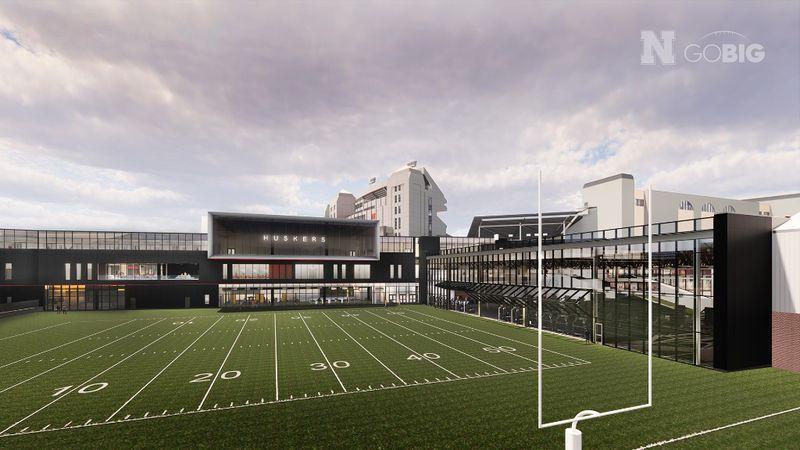UNL North Stadium Expansion.