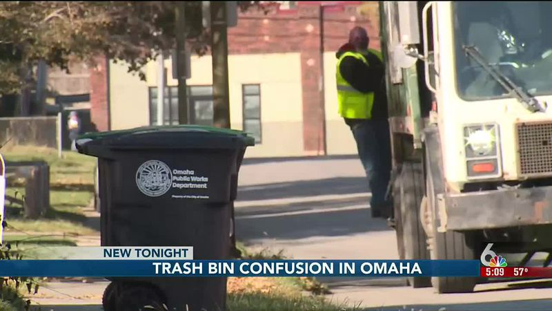 The City of Omaha has put out tons of information about the city's new garbage hauler and how...