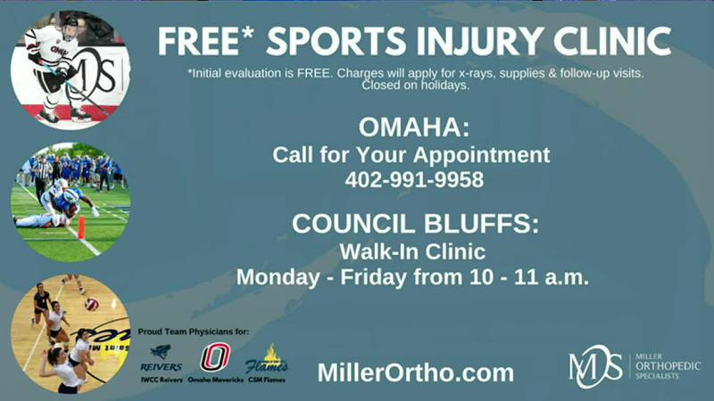 Omaha Everyday : Miller Orthopedic Specialists