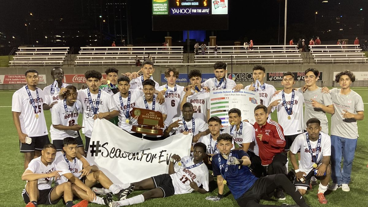 Omaha South Soccer State Championship
