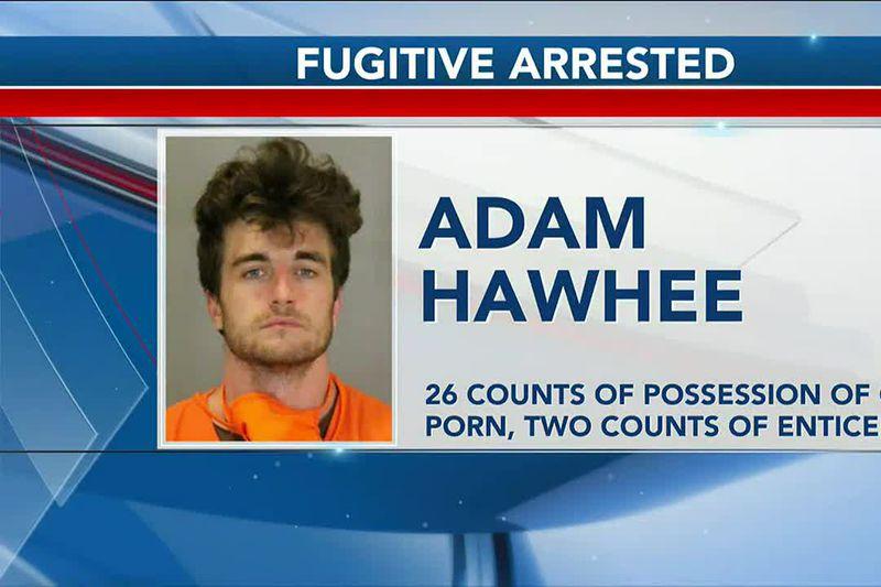 Breaking News: Douglas County fugitive arrested - 6:30 p.m.