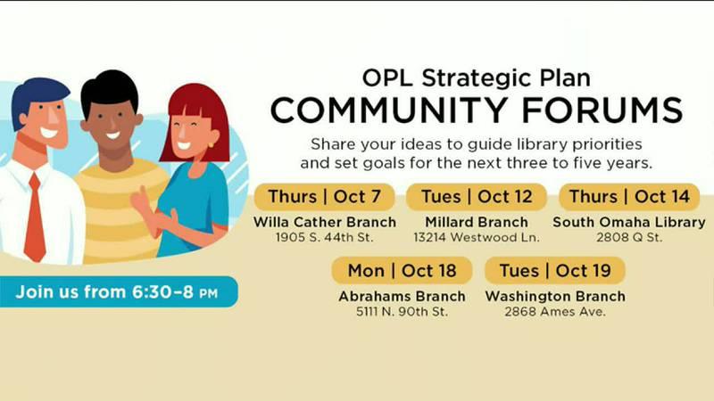 Omaha Everyday: Omaha Public Library