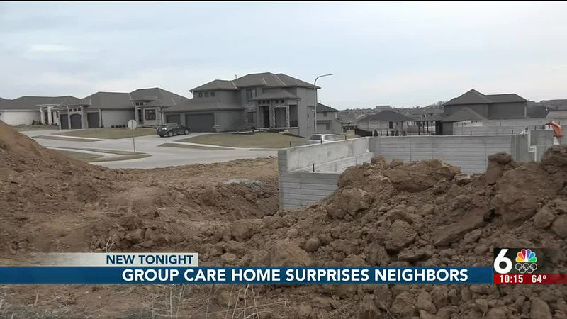 Group care home surprises neighbors