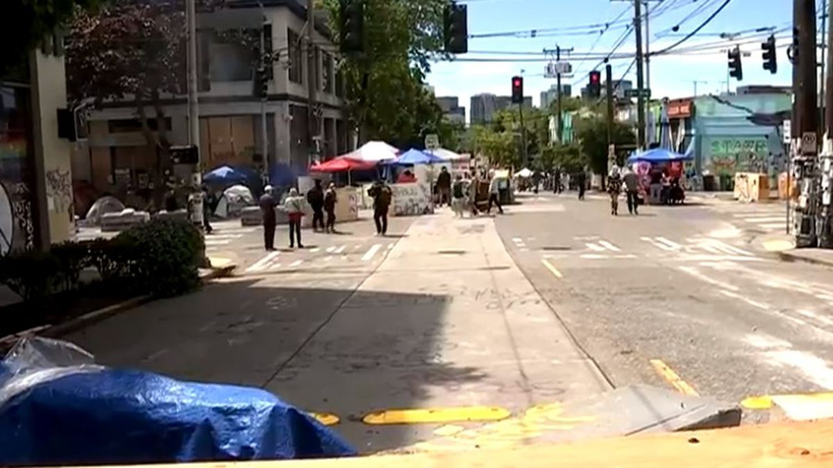 Seattle's 'occupied zone' remains in place