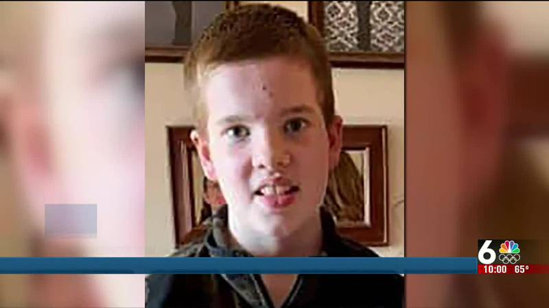 The search for missing 11-year-old Ryan Larsen continues into fourth night - 10PM