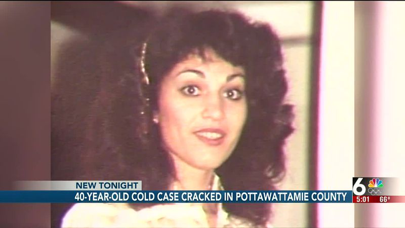 Cold case cracked in Pottwattamie County