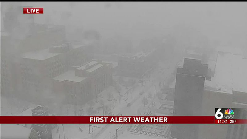 First Alert Day coverage pt.2 - Midday