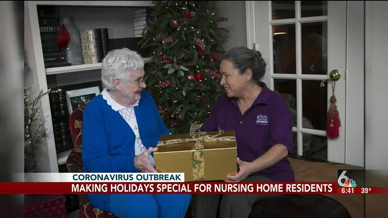 """A familiar program titled, """"Be a Santa to a Senior,"""" is back this year, looking to spread..."""