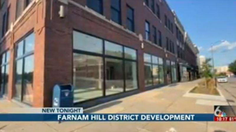 Farnam Hill Development sees progress even amid the pandemic.
