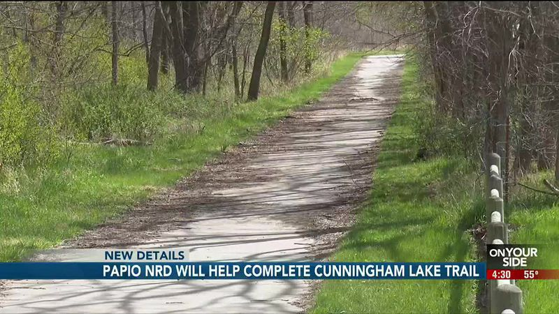 Papio NRD will help complete Cunningham Lake trail - 4 pm