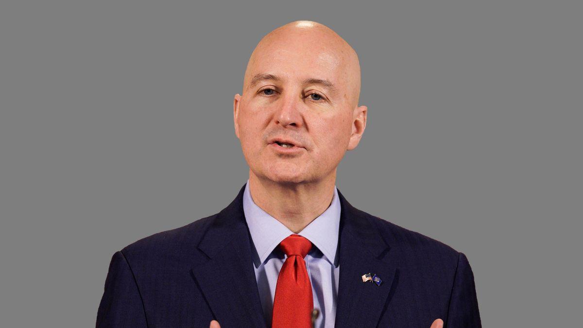 Nebraska Gov. Pete Ricketts