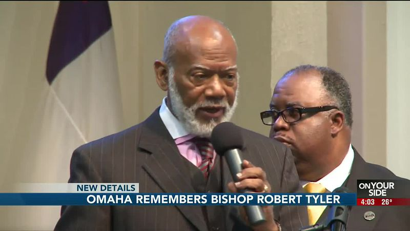 Omaha is mourning the loss of Bishop Robert Tyler.
