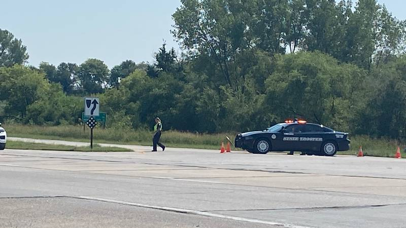 The Lancaster County Sheriff's Office is responding to a crash near Highway 2 and S. 120th...