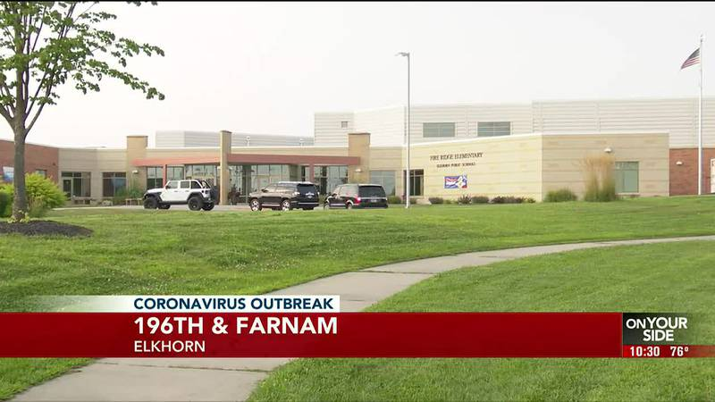COVID-19 outbreak at an elementary school has Elkhorn parents calling for mask requirements.