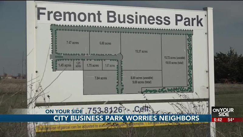 City business park worries neighbors - 6:30 pm