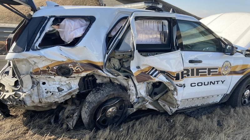 228th and Dodge Street officer-involved crash 3/5/2021