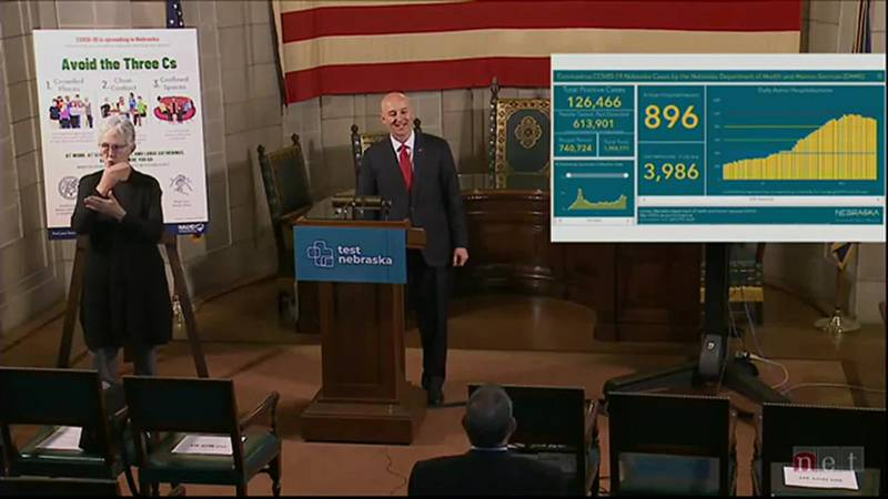 Ricketts: 'It seems unlikely' Trump will overturn election results