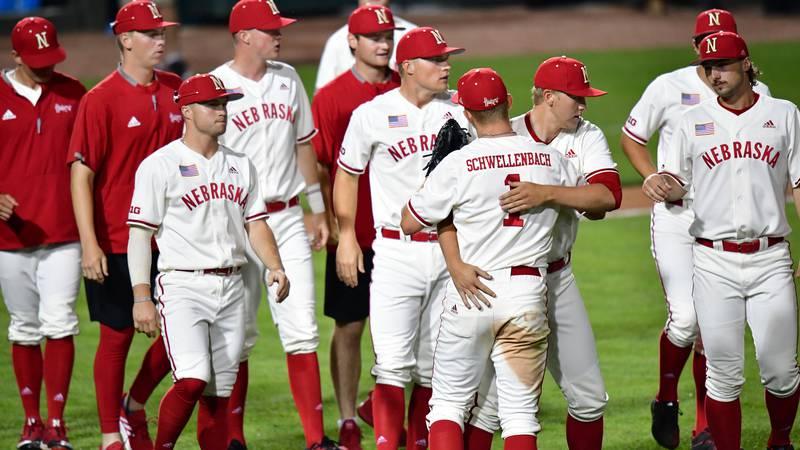 Huskers beat Northeastern in NCAA Regional