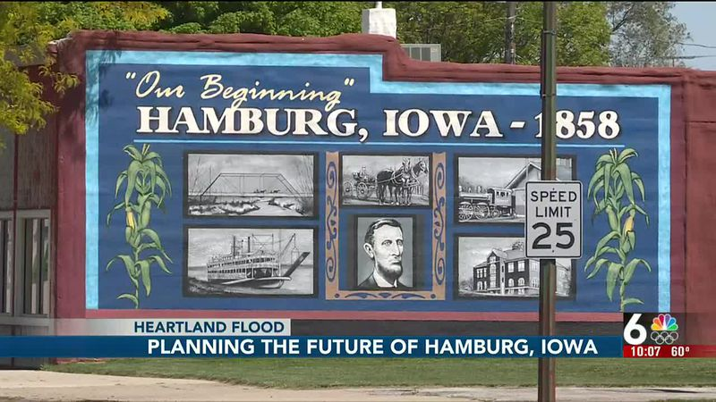 A small town in Iowa is thinking big on its road to recovery from the 2019 historic flood,...