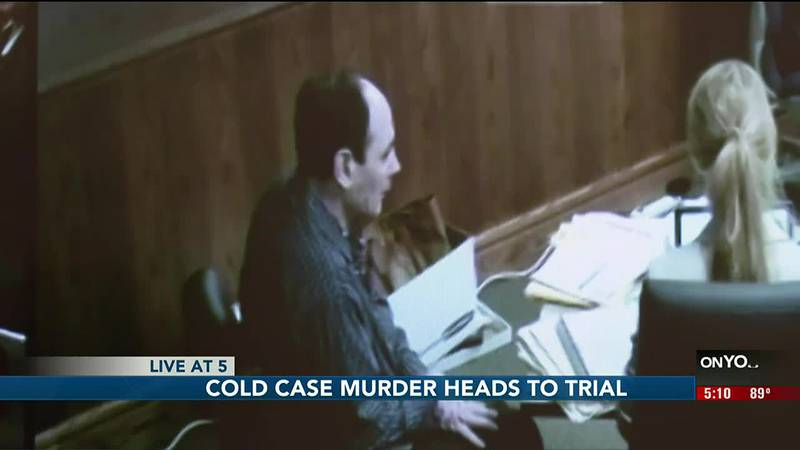 Cold case murder heads to trial