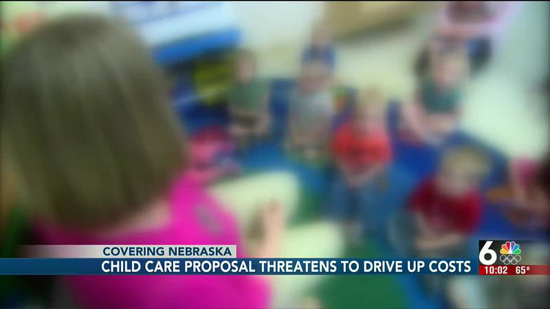 The state's new childcare proposal threatens to drive up costs, which could make daycare fees...
