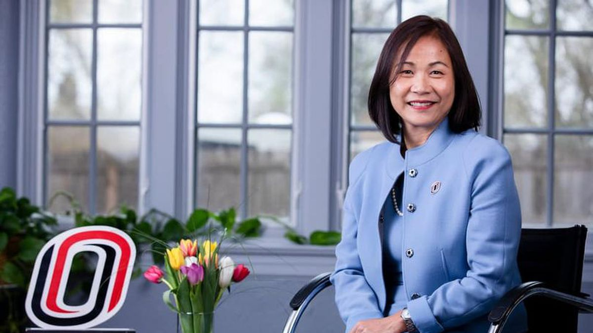 Dr. Joanne Li is the newly chosen chancellor for the University of Nebraska at Omaha.