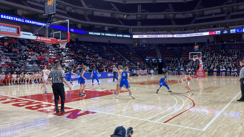 Pinnacle Bank Arena, girls state basketball