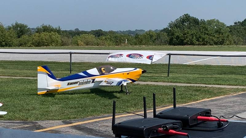 Omahawks Labor Day air show on Monday, Sept. 6, 2021.