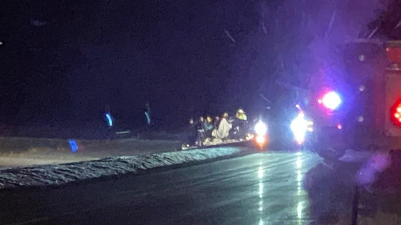 Fatal accident on Highway 75 near Nebraska City