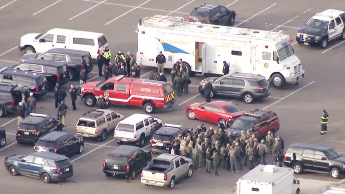 **Embargo: Denver, CO**<br /><br />The incident happened shortly after 5 a.m. at the Copper...