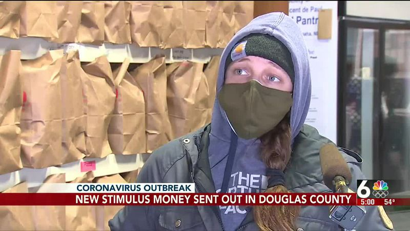 Stimulus money sent out in Douglas County
