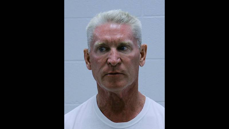 Council Bluffs Det. Craid Schuetze was arrested Tuesday, July 7, 2021.