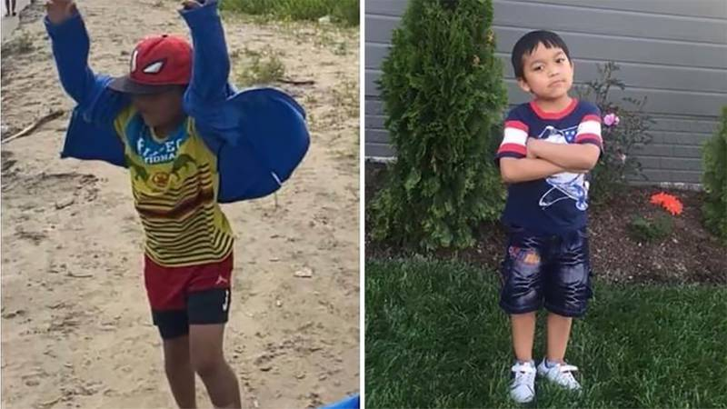 Avi Gurung, 7, was reported missing near N.P. Dodge Park on Tuesday evening, Aug. 3, 2021....