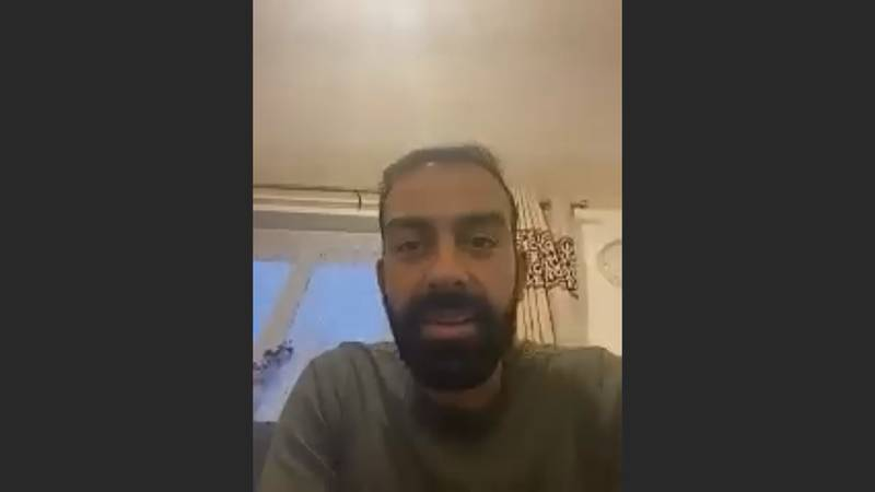 Human First Coalition founder  Safi Rauf speaks from London by Zoom with WOWT's Brent Weber