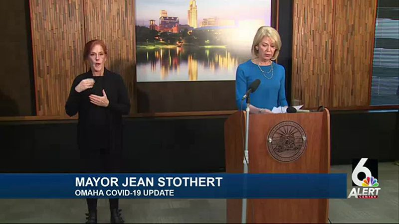 Mayor Stothert updates Omaha snow, trash removal plans