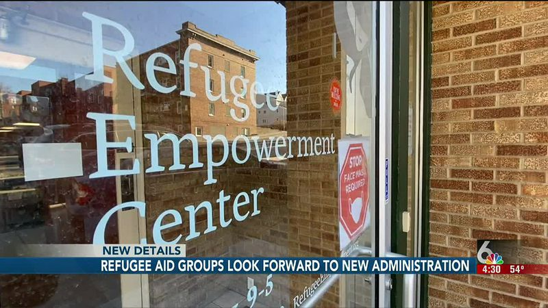 Some good news for Omaha's refugee community; President-Elect Joe Biden plans to boost the...